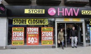 HMV stores; Snapped-up by Morrisons at a discount price