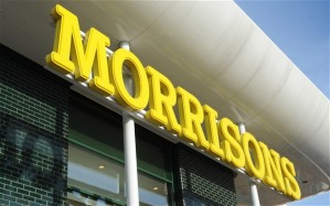Morrisons: Going online in 2014...