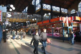 Budapest.Central Market